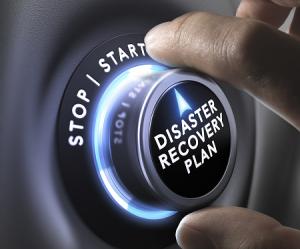 Recuperação de desastres para e-mail