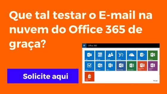 Testar o Pacote Office para empresas