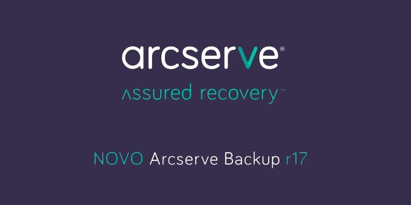 Arcserve R17