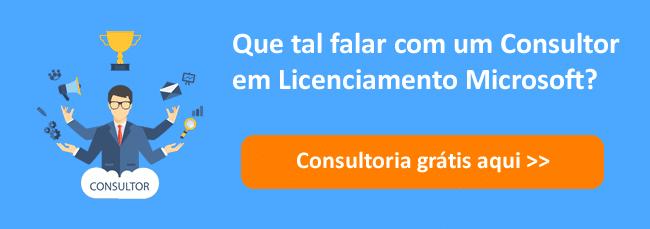 Consultoria em licenciamento Microsoft