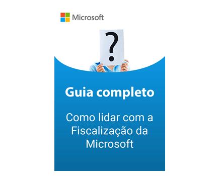 Fiscalização Microsoft