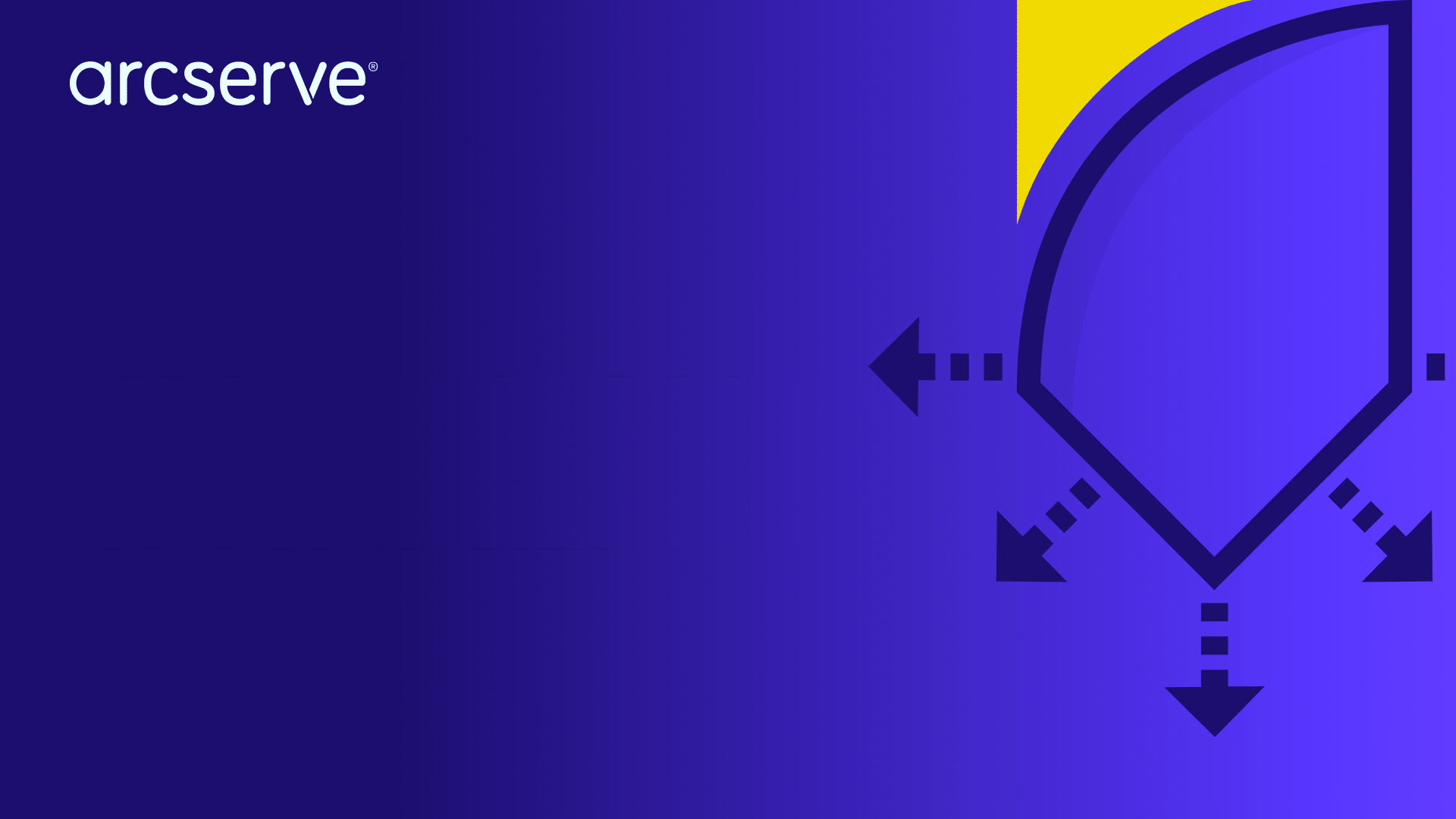Novidades sobre o novo Arcserve UDP 8
