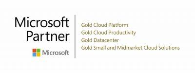 A Infobusiness é um parceiro autorizado Gold
